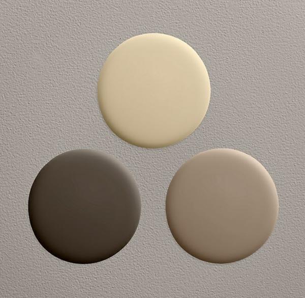1 20 zimmerfarben ideen fr jeden geschmack - Wandfarbe Grau Beige