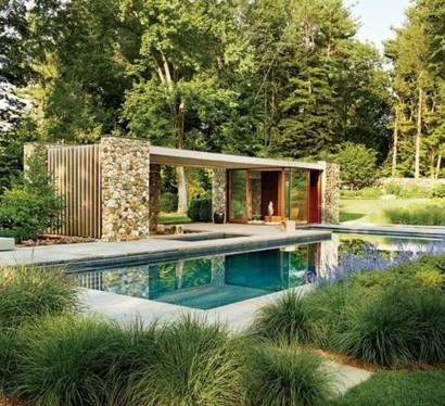 überdachte terrasse 50 ideen für terrassenüberdachung von modernen häusern