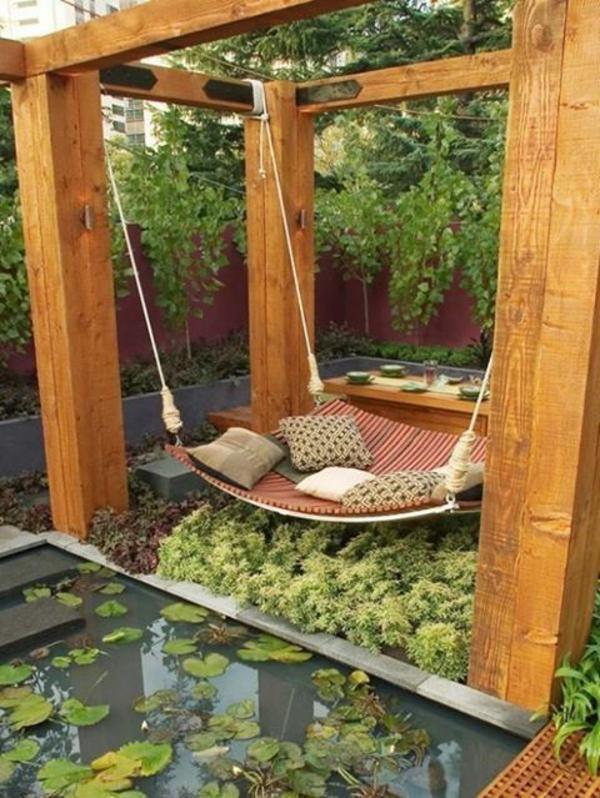 errassenberdachung Selber Bauen Gartenlauben Markisen Und Pergolen