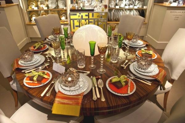 Japanische Tischdeko attraktives tafelservice aus porzellan tischdeko mit tollen tellern