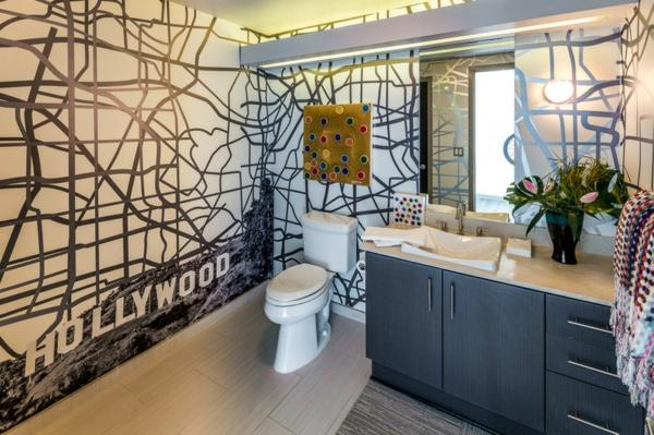 Badezimmer Ideen badideen badeinrichtung hollywood wc