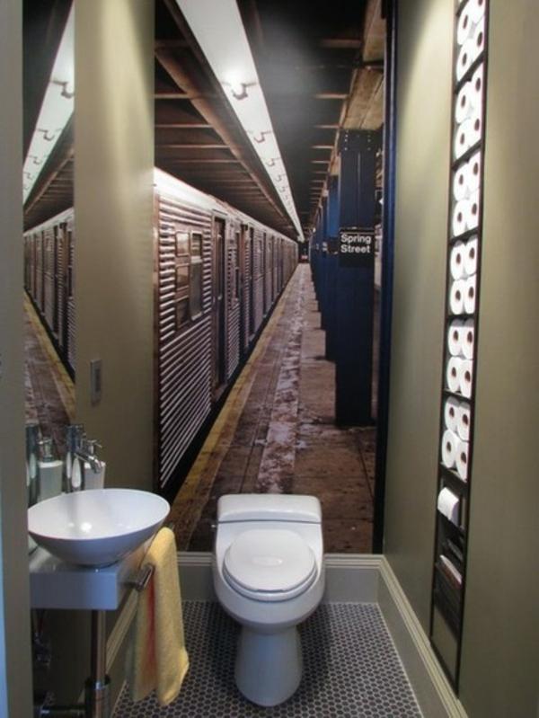 Die lustigsten badezimmer ideen im netz gefunden for Badeinrichtung modern