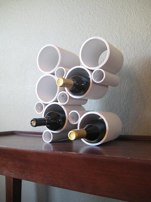 Weinregale formen geometrisch modular