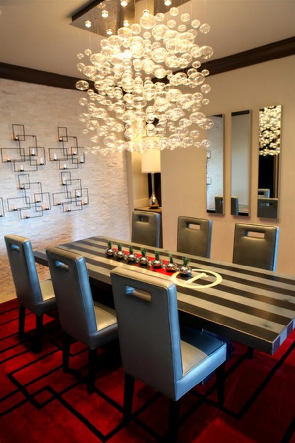 Schön Deckenleuchten Und Wandleuchten Deckenbeleuchtung Esszimmer