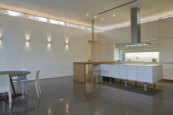 Deckenleuchten und Wandleuchten küche modern minimalistisch