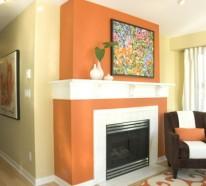 Farbgestaltung und Wandfarben Ideen – Bringen Sie den Regenbogen nach Hause