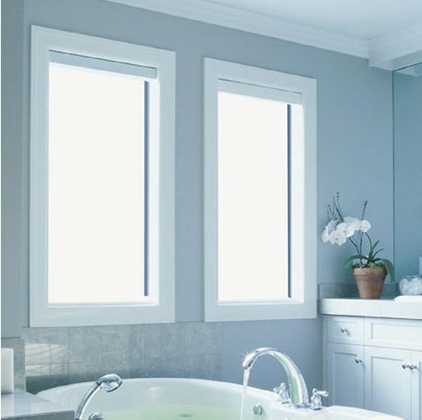 Sichtschutzfolie Fenster glastüren selbstklebend elegant privat
