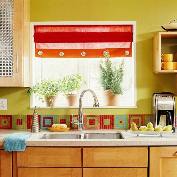 Fliesenlack und Fliesenfarben küche spüle