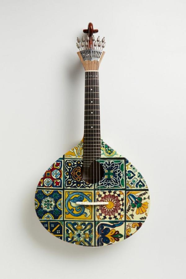 Fliesenlack und Fliesenfarben musik kunststück