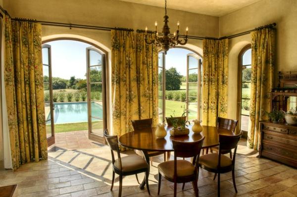design : wohnzimmer mediterran gestalten ~ inspirierende bilder ...