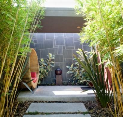 13 Ideen Für Gartengestaltung U2013 Bilder Von Sitz  Und Entspannungsecken Im  Hinterhof