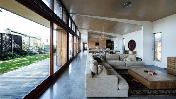 kleines haus aus den 70ern in australien. Black Bedroom Furniture Sets. Home Design Ideas