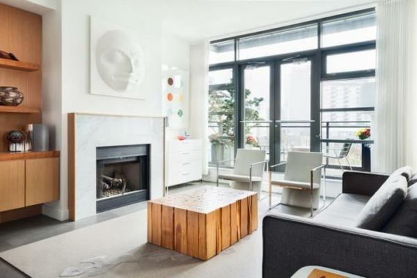Innenarchitektur modernes wohnen  Wandgestaltung Modernes Wohnen ~ Home Design Inspiration und ...