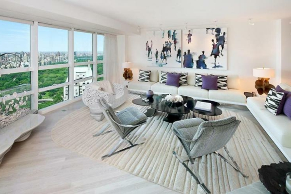 schöner Wohnen eigenartig einrichtung ideen wandgestaltung office