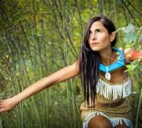 Pocahontas Kostüm – Karnevalskostüme für Damen