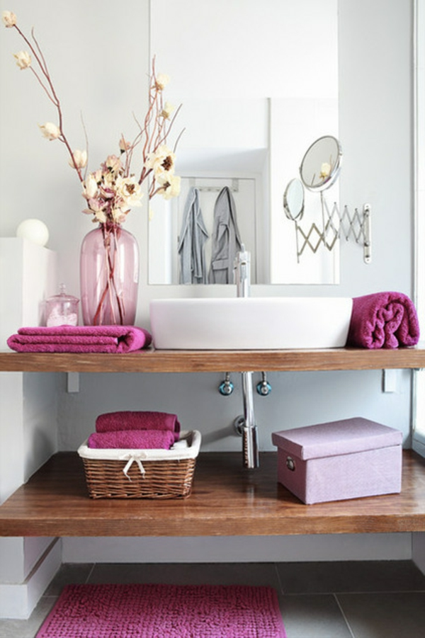 Badezimmer Deko Pink Herrlich Badezimmer Deko Pink Gemlde.