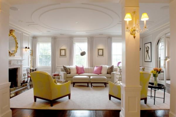 design : wohnzimmer rosa grau ~ inspirierende bilder von ...