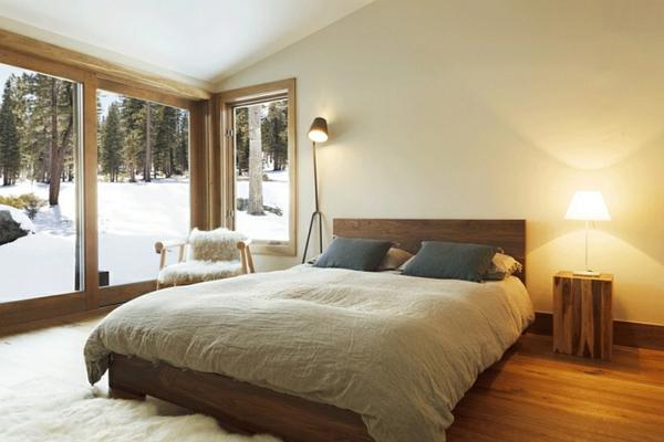Schlafzimmer-minimalistisch-einrichten-dezent-natürlich