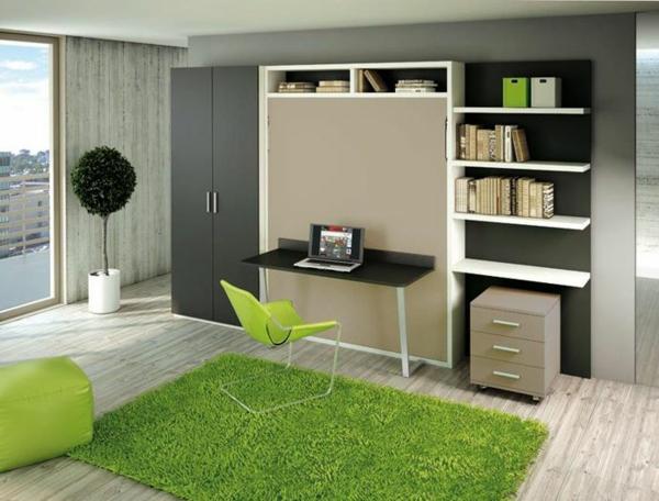 Schrankbett selber bauen - Anleitung und trendy Vorschläge