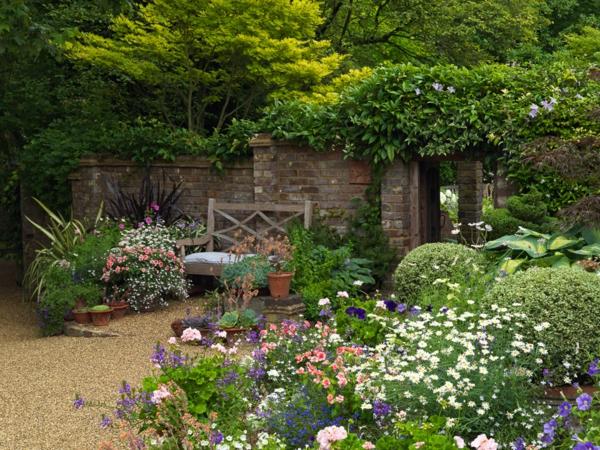 vorgarten gestalten - Kleinen Vorgarten Gestalten