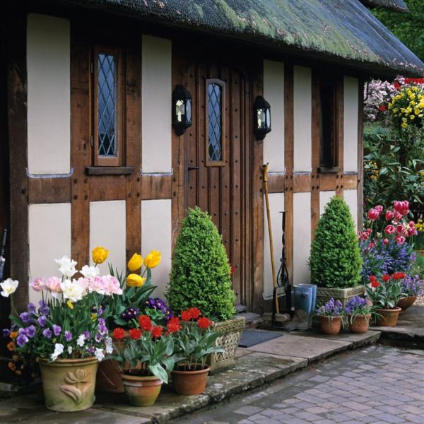 gut gepflegt vorgarten gestalten