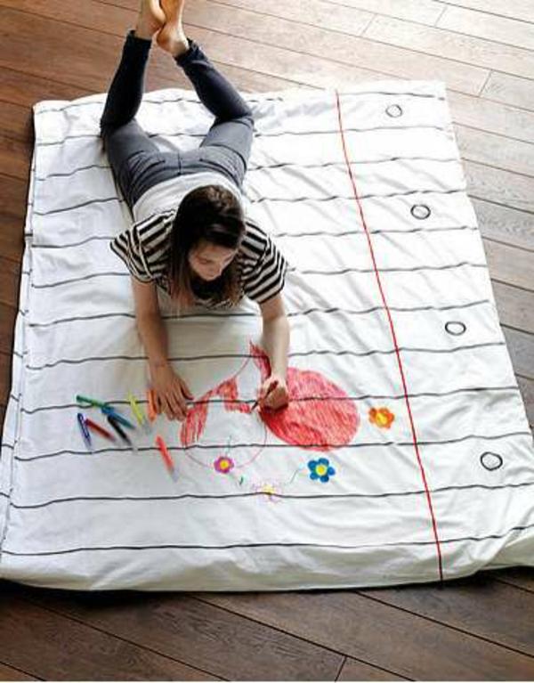 30 wohnaccessoires selber machen eigenartige n tzliche. Black Bedroom Furniture Sets. Home Design Ideas