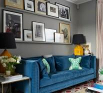 Frische Wohnideen für Zimmergestaltung