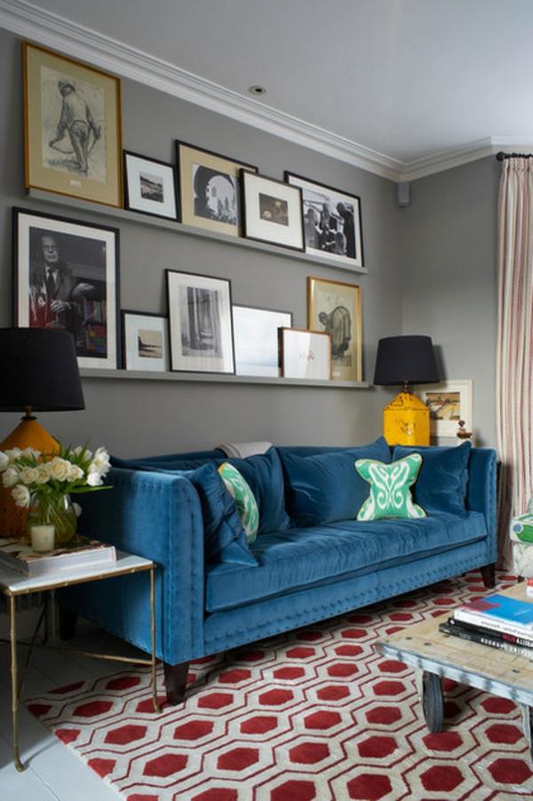 wohnideen f r zimmergestaltung erfrischen sie ihr zuhause. Black Bedroom Furniture Sets. Home Design Ideas