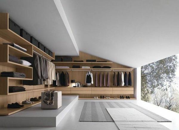 begehbarer kleiderschrank - einen ankleideraum planen und realisieren,