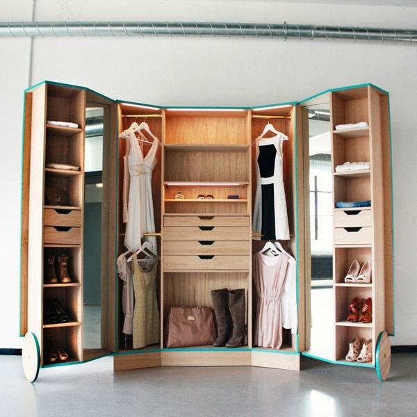 ankleideraum ideen kleiderschrank begehbarer schrank planen regalsysteme schlafzimmer möbel