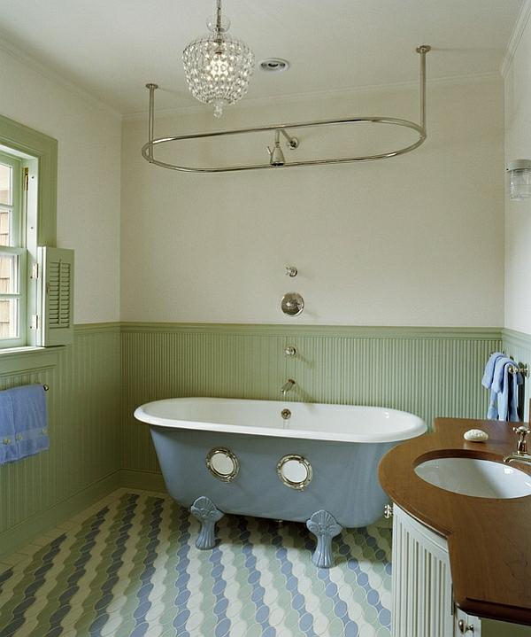 badewannen ideen freistehend badezimmer