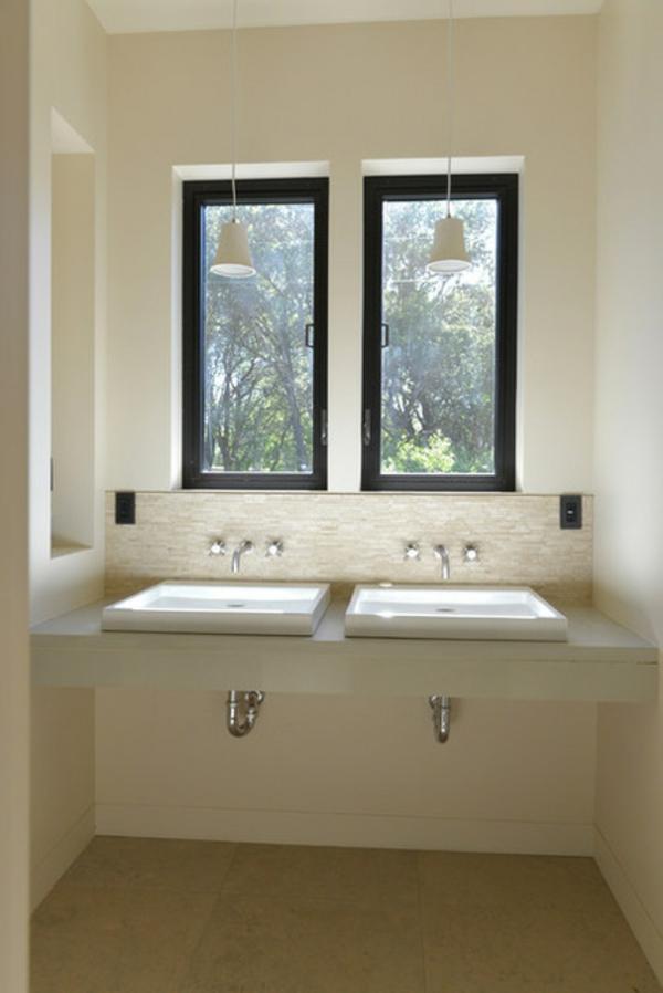 Jeder raum braucht ein bisschen schwarz innovative wohnideen for Schwarzes waschbecken