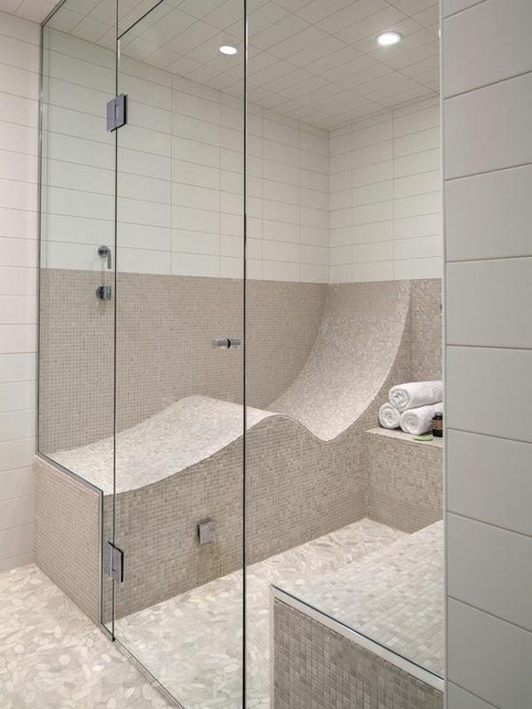 badezimmergestaltung ideen s förmige liegen