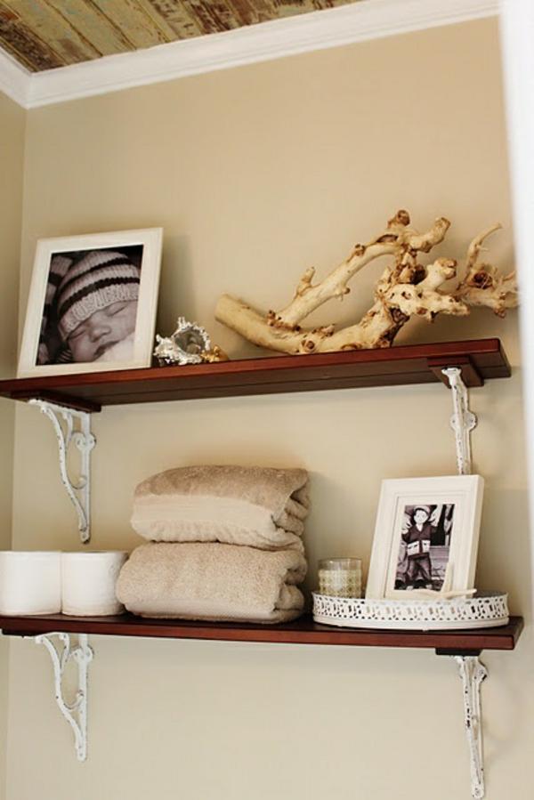 badezimmermöbel wandregale Wandregale für Badezimmer