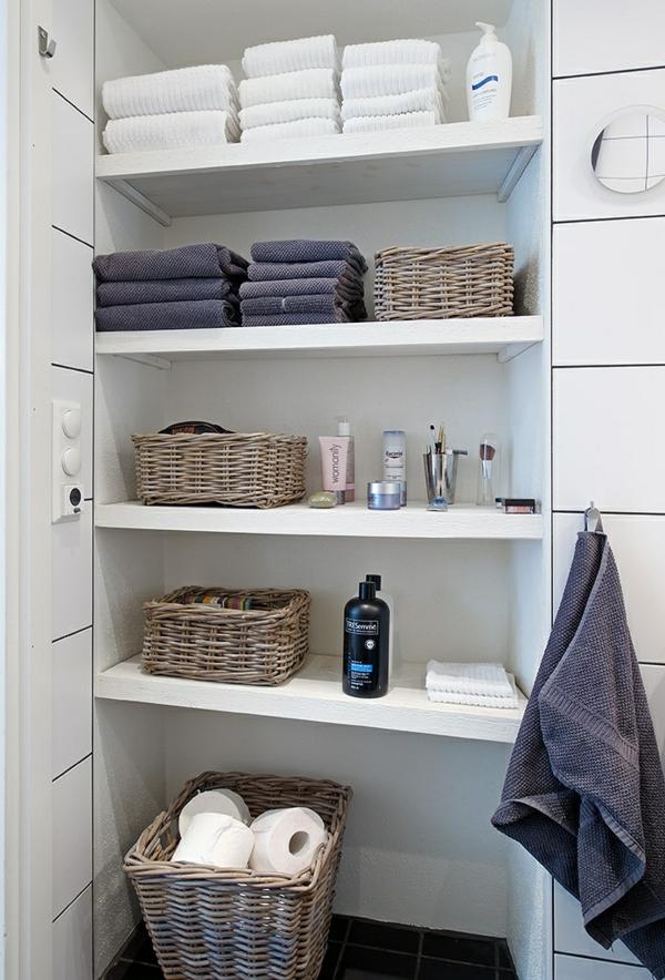 badezimmermöbel wandregale holz wandregale für badezimmer