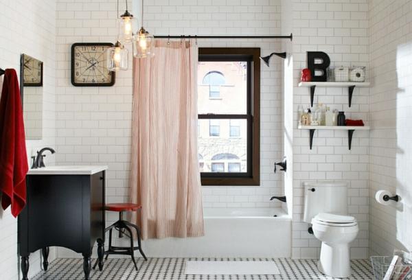 badmöbel design waschbecken mit unterschrank in schwarz bodenfliesen
