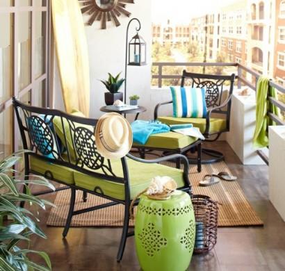 balkonm bel selber bauen gartenm bel set aus recycelten materialien. Black Bedroom Furniture Sets. Home Design Ideas