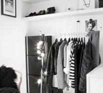 Begehbarer Kleiderschrank – einen Ankleideraum planen und realisieren
