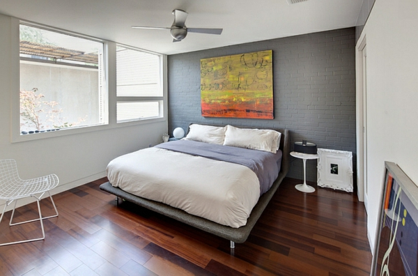 beton lack wandgestaltung matratze schlafzimmer komplett