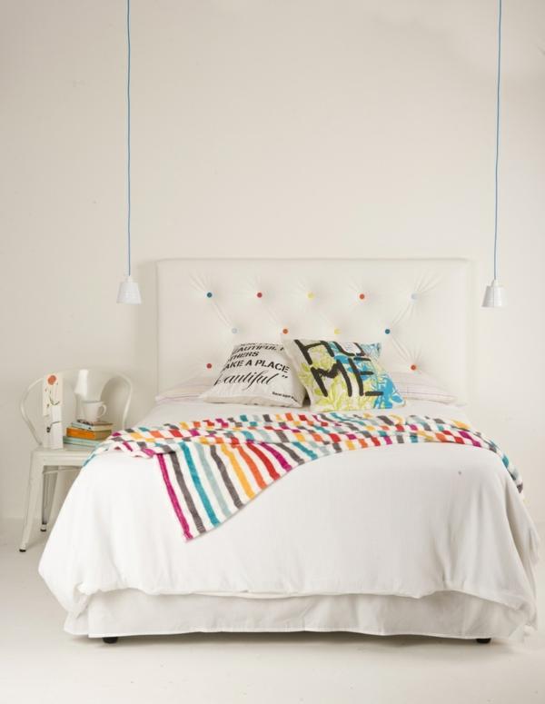 bett kopfteil selber bauen kreative bastelideen und bilder. Black Bedroom Furniture Sets. Home Design Ideas