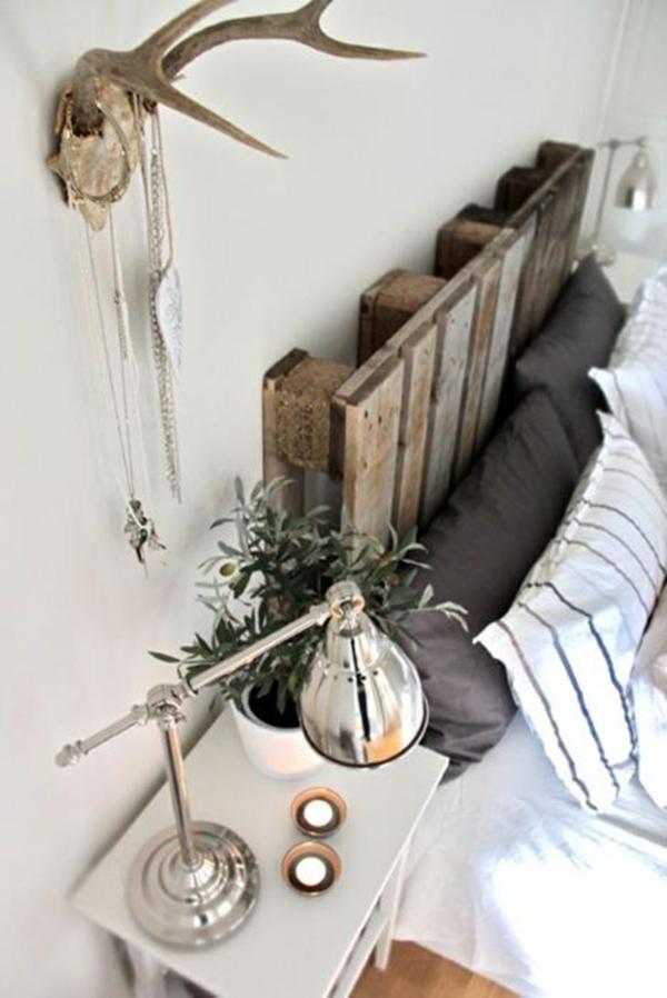 Bett Kopfteil Selber Bauen - Kreative Bastelideen Und Bilder Bett Kopfteil Selber Bauen