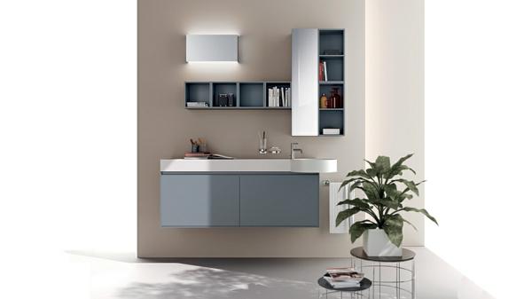 minimalistisch wohnen badezimmer badezimmer farbe grau badfliesen ideen bilder roomido