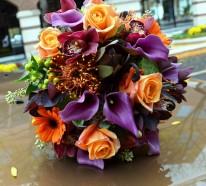 20 erstaunliche Brautstrauß Ideen im Herbst