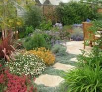Mediterrane Gartengestaltung – 45 mediterrane Gartenideen und Gartenmöbel