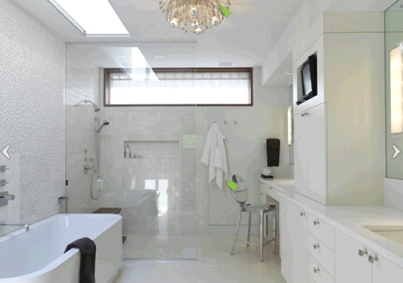 Ebenerdige Dusche – Modernität und Funktionalität im Badezimmer