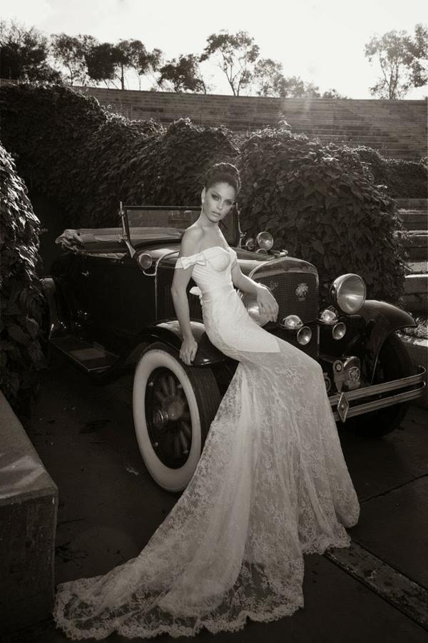 Atemberaubende Brautkleider von Tal Kahlon