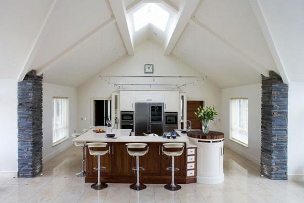 50 moderne k chengestaltung ideen trendy und klassische. Black Bedroom Furniture Sets. Home Design Ideas