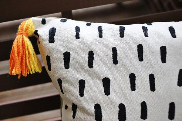 dekokissen kissenbezüge selber machen diy projekte
