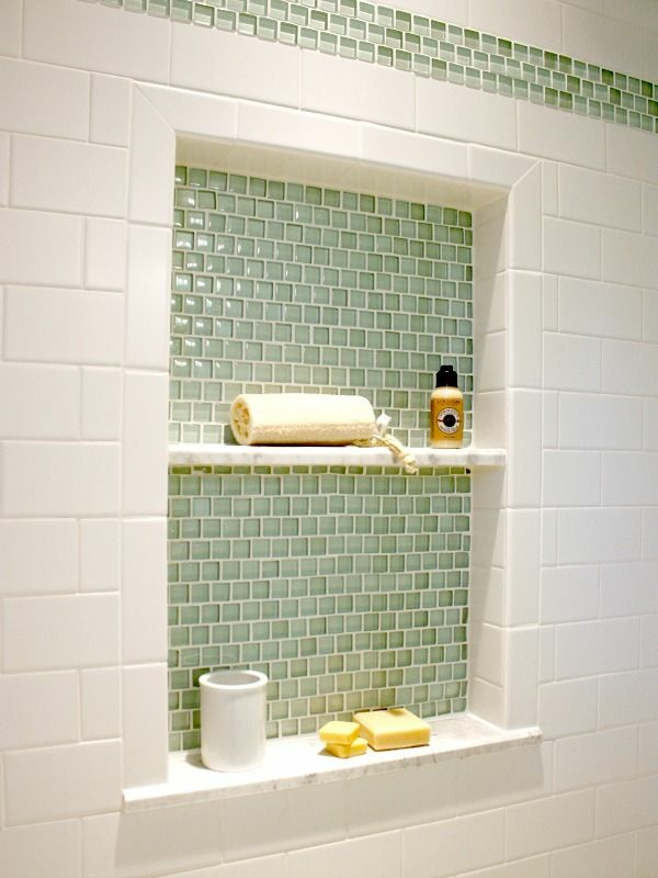 dekorative badezimmergestaltung weiß und grün