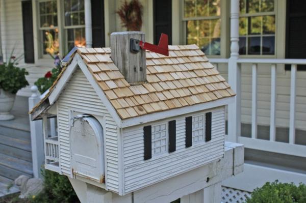 Design Briefkasten - Passt Ihr Postkasten zu Ihrem Haus?